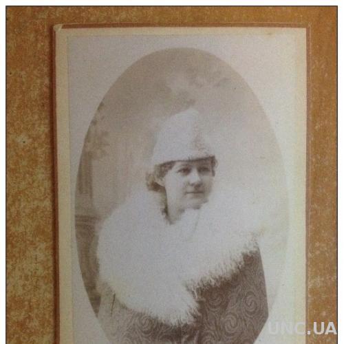 Женский портрет Фельзер Казань. Русское визито фото