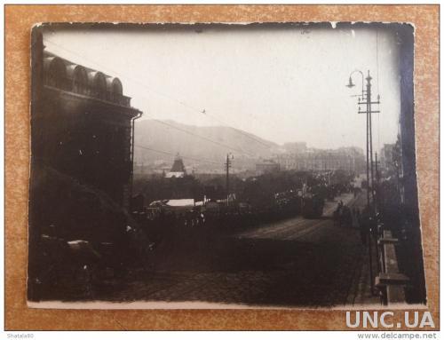 Старинная открытка Владивосток Улица Ленина