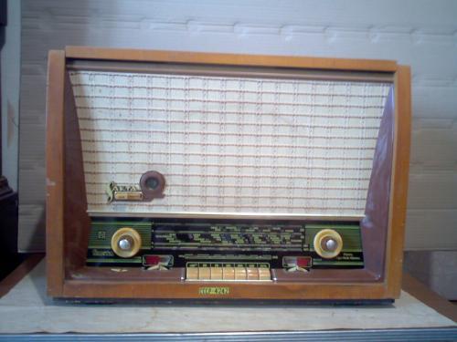 радиола Сакта  60 - е года