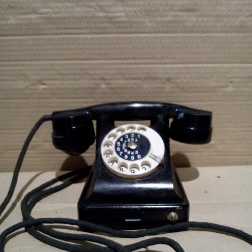телефонный аппарат БАГТА-50  1963 г.