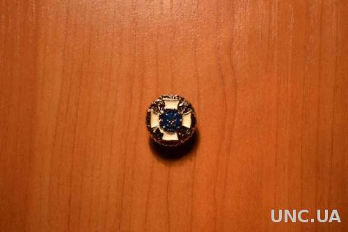 Эмблема Спецсвязь Украина (пластик)