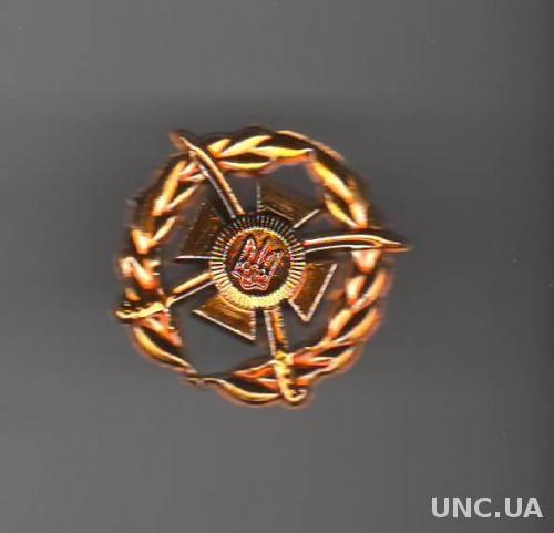 Эмблема Сухопутных войск (новая) (пластик)