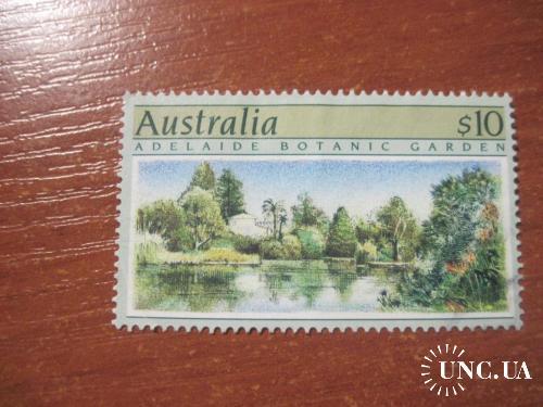 австралия 1989 Ботанический сад Аделаиды  ГАШ