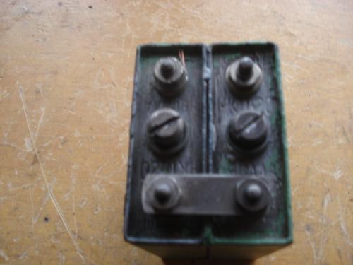 Щелочной аккумулятор КП-20 1979г. выпуска.