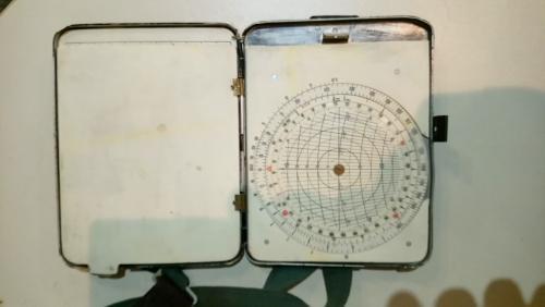 Наколенный планшет летчика СССР