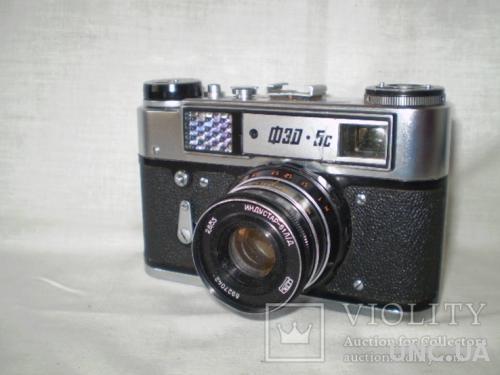 (10) Фотоаппарат ФЭД-5с