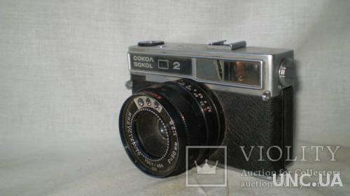 (6) Фотоаппарат Сокол-2