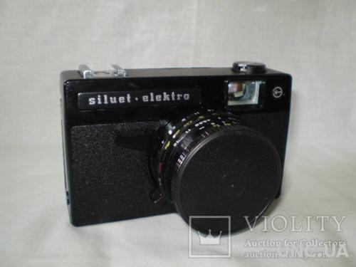 (9) Фотоаппарат Siluet-Elektro