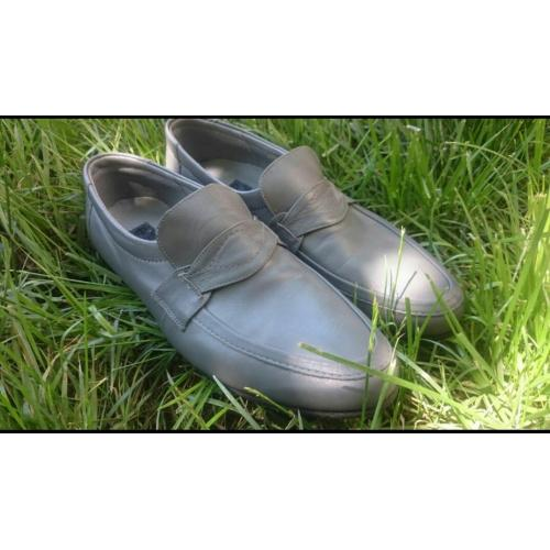 Мужские кожанные туфли 1975 года