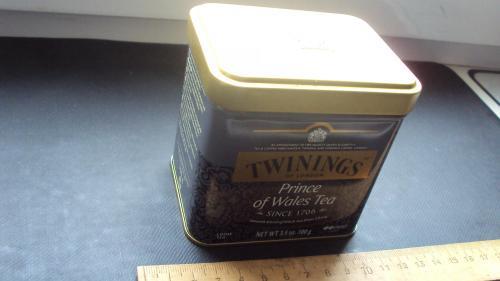 Коробка от чая.