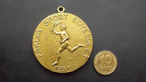 Прибалтика. Спорт. 1951г. Тяж.мет.