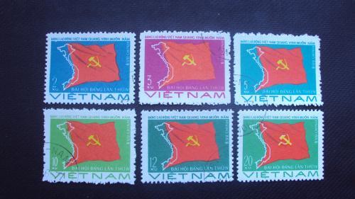 Вьетнам 1977г.гаш.полная.