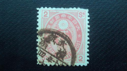 Япония 1876г.