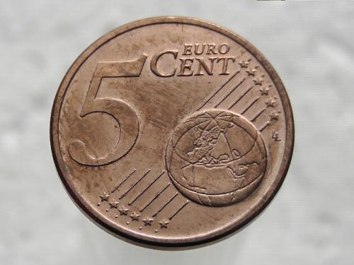 5 центов 2018 год Словакия (725)