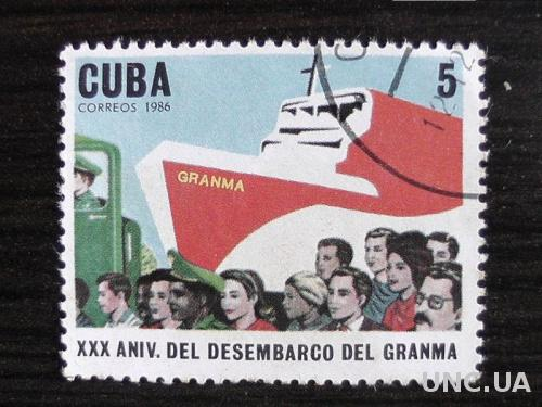 Марка Кубы