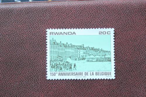 Руанда  1980г.