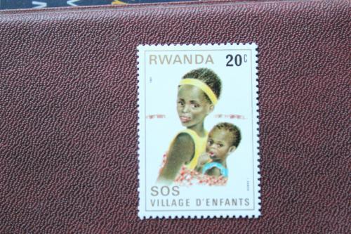 Руанда  1981г.