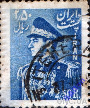 1951г Мохаммед Реза Пехлеви
