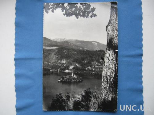 Открытка Югославия