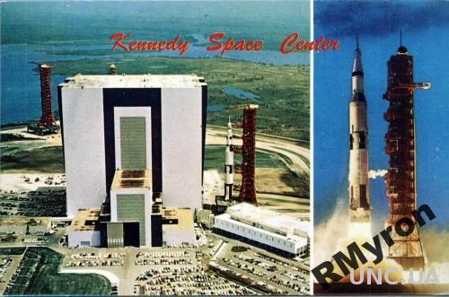 США - Открытки по теме космос (чистые)