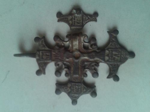 Крест нательник