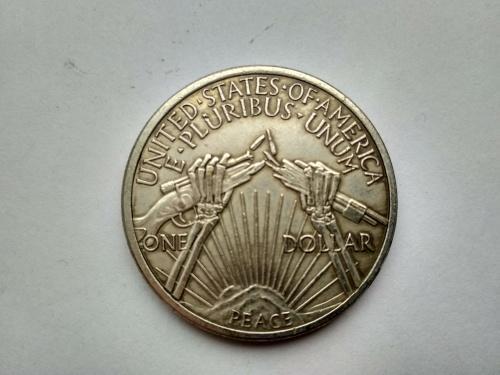 1 Доллар США 1922 год