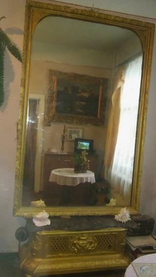 продам дзеркало 3м висоти товщина дзеркального полотна 3-4см оригінал покрите сріблом