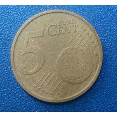 5 euro cent 2002р