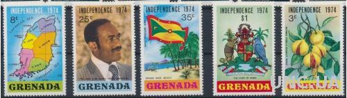 Гренада День независимости 1974