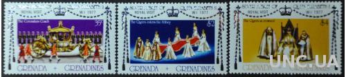 Гренада Елизавета II 1977