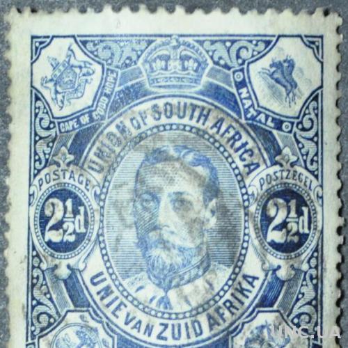 Колонии Южная Африка 1910
