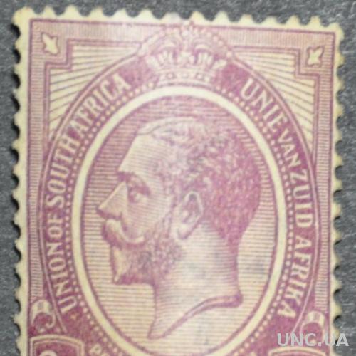 Колонии Южная Африка 1913-24