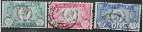 Колонии Южная Африка 1935