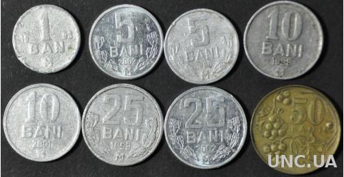 Молдова 1993-2002