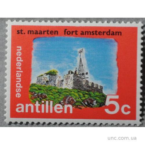 Нидерландские Антильские острова Форт Крепость