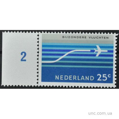 Нидерланды Авиапочта