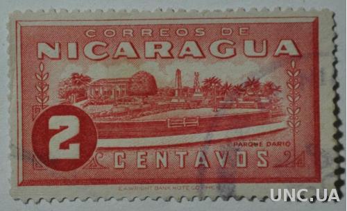 Никарагуа Парк 1939
