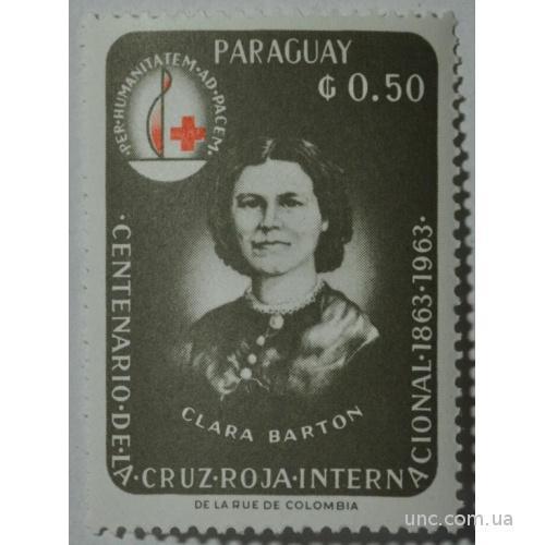 Парагвай Медицина 1963
