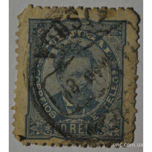 Португалия 1882