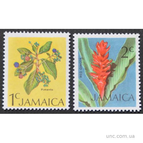 Ямайка Флора Цветы