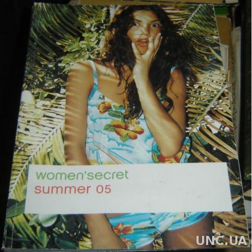 Womens Secret Summer 05 2005