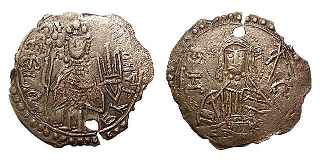 Сребреники и златники Владимира Великого