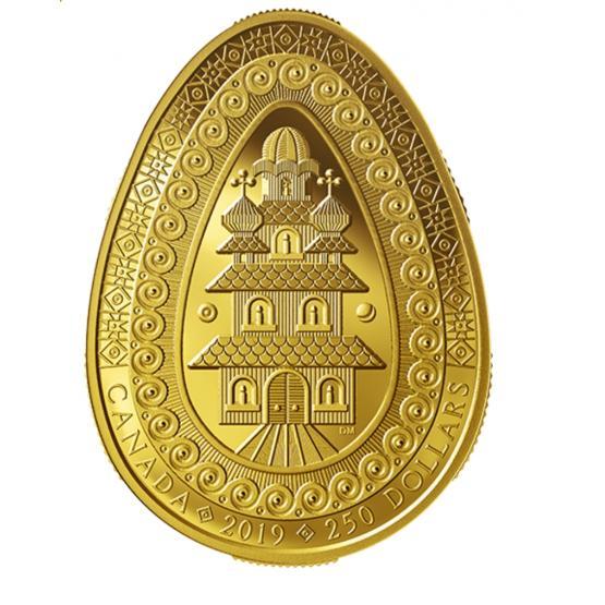 Святкова колекція  – огляд монет із великодніми мотивами