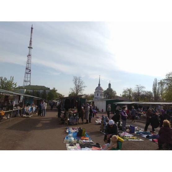 Посетить нельзя игнорировать: блошиный рынок в Чернигове