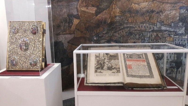 З 20 березня в Успенському соборі Києво-Печерської лаври – виставка про Івана Мазепу