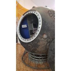 Аппарат, который выходил в открытый космос, «прадедушка» компьютера и другие раритеты