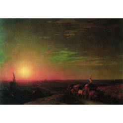 Сокровища провинциальных музеев: картина Айвазовского в музее Лохвицы