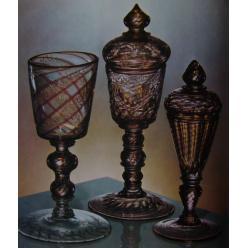 Богемское стекло: история становления