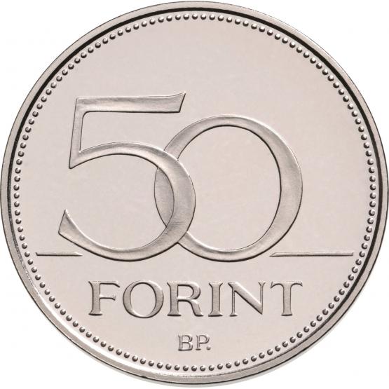 В Венгрии выпущена монета по случаю чемпионата мира по хоккею с шайбой