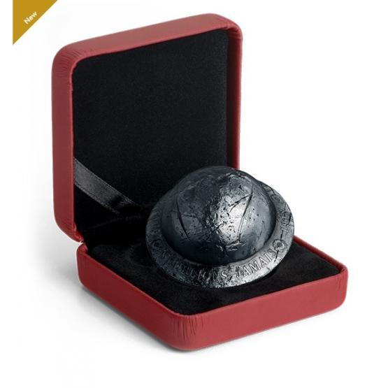У Канаді представлена монета у формі солдатського шолома